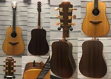 LOWDEN D 32 E Acoustic | Baujahr Ende 80er | Neu | inkl. Case | Made in Ireland