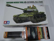 TAMIYA 1:35 JS-2 ITEM 35289 with Voyager PE Kits, Tanks, Cebu, Philippines
