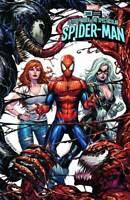 Peter Parker Spectacular Spider-Man #300 Tyler Kirkham Trade Dress Variant 2018