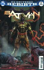 BATMAN 22 VOL 3 THE BUTTON LENTICULAR VARIANT NM SOLC OUT EVERYWHERE