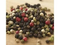 Rainbow Four Flavor Mixed Peppercorn Mix - Classic Flavor - Bulk Pricing.