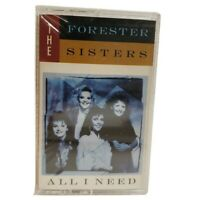 The Forester Sisters All I Need Cassette Tape Country Christian Music