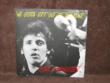 """Bruce Springsteen """"We Gotta Get Out Of This Place"""" Great Dane Live Import Dbl Cd"""