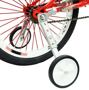 "Adjustable 18""- 24"" Adult Bicycle Bike Heavy Duty Training Wheels"