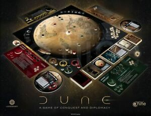 Dune - A Game Of Conquest & Diplomatie - Gale Force Nine - Vorbestellung