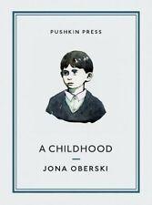 A Childhood by Jona Oberski (Paperback, 2014)