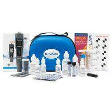 LaMotte Brewlab Plus Water Test Kit Homebrew Beer Wine Digital pH Meter Included