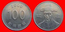 100 WON 2000 KOREA DEL SUR-18247