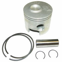 WSM Outboard Mercury 200-225 DFI Piston Kit OE 2720-855353T3 A3 T2 - 100-48