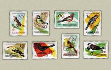 Hungary 1961. Animals / birds wonderful set MNH (**) Mi.:5.50 EUR