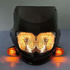 12V / 35W LED Universal Motorcycle Headlight Turn Signal Lamp W/ Low / high Beam