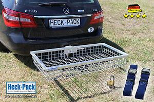 Heck-Pack Heckträger Wildträger Hecktransporter Lastenträger + Schnellverschluss