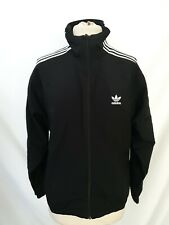 adidas Originals W Lock Up Track Top Damen Jacke Schwarz Gr.34 Neu mit Etikett