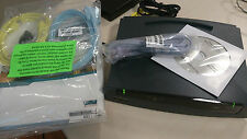 Router Cisco Soho 97 con CD