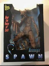McFarlane Toys Spawn the Movie Malebolgia deluxe action figure 1997 New Sealed