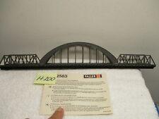 H-200 N Scale Faller 2583 Bridge Built Kit SEE DESCRIPTION