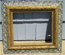 Stunning Antique Aesthetic Eastlake Victorian Multi~Layered Picture Frame 16~20
