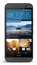 HTC One M9 32GB Unlocked GSM 4G LTE 20MP Camera Smartphone, Gunmetal Grey