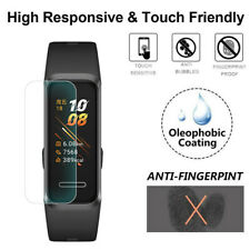 3x TPU Explosion-proof Anti-fingerprint Full Cover Screen Film for Huawei Band 4