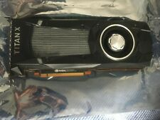 Nvidia Titan XP Pascal 12GB DDR5X 3840 Cores G Sync / VR Ready GPU