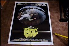 BOG ORIG MOVIE POSTER  HORROR