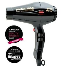 PARLUX 3800 Hair Dryer Light Ceramic Ionic Super Compact Hairdryer NEW