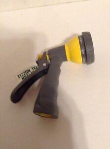 Expert Gardener 8 Pattern Metal Spray Nozzle