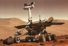 NASA Mars Exploration Rover, Artist Concept, Robotic Geologist, Space - Postcard