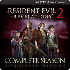 Resident Evil Revelations 2 Complete Season / PC Windows / Steam Key UK Europe