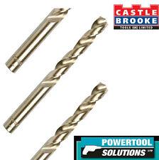 Metric 6.5mm free postage 10No kennedy Cobalt 5/% Heavy Duty HSS Jobber Drills
