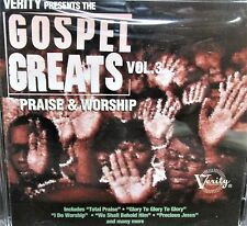 Gospel Greats,Vol. 3:The Diary of a Worshiper NEW! CD,Fred Hammond,Twinkle Clark