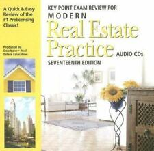 Modern Real Estate Practice - Kaplan Real Estate Education - Book - 2006-06-18
