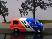 GREENLIGHT 1976 DODGE B100 VAN FROM THE {BLUE COLLAR COLLECTION} 1/64 SCALE NEW