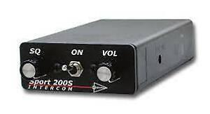 Sigtronics SPA-200S 2-Place Stereo Intercom W/Custom Harness NEW