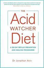 The Acid Watcher Diet by Dr Jonathan Aviv NEW