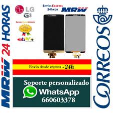 Pantalla Completa para LG G3 D855 Dorada Oro Tactil + LCD