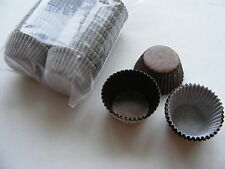 SAVER PRICE pack of 500 chocolate glassine petit four /truffle/sweet cases