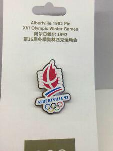 Albertville 1992 Winter Olympics Pin
