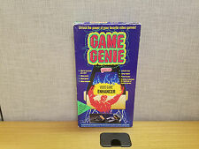 Nintendo NES Game Genie, complete in the box, Galoob!