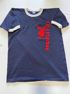 Vintage Artex Playboy T-shirt Size Medium