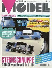 Revue Modèle Véhicule 5 1995 FERRARI f50 MGF MGB E Type VOLVO 850 t5 rav4