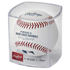 MLB Official Baseball Individual Cushioned Center Authentic Hologram FREE SHIP