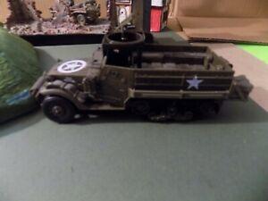 WWII American Halftrack 1/32nd