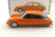 Citroen / Porsche Brandpowder 911 DS Baujahr 2013 orange - Autocult 1:18