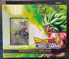 BANDAI DRAGON BALL SUPER CARD GAME MAGNIFICENT COLLECTION FORSAKEN WARRIOR