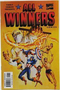 Timely Comics Presents All Winners (1999) #1 1-Shot Reprints All-Winners #19 NM-