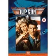 Top Gun (DVD, 2001) VGC Pre-owned (D89)