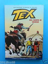 bd tex n. 89 collezione storica a colori nel campo di cochise fumetti repubblica