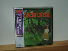 QUICKSILVER MESSENGER SERVICE SHADY GROVE JAPAN MINI-LP RARE OOP CD