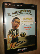 DVD SPORT MOVIES N°10 IL PRESIDENTE DEL BORGOROSSO FOOTBALL CLUB ALBERTO SORDI